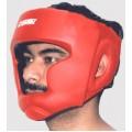 Шлем боксерский Gladiator  с подбородком  PVC